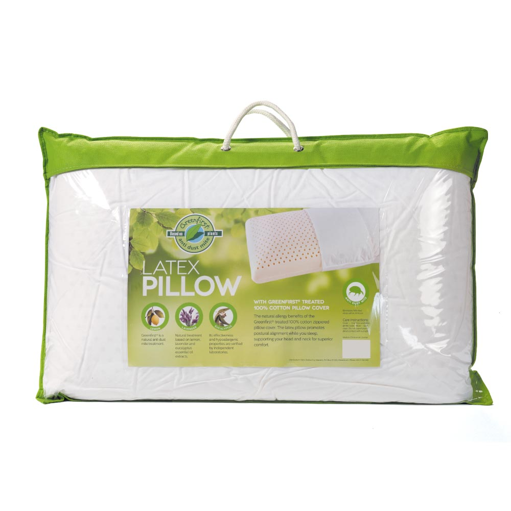 Greenfirst® Latex Pillow